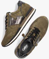 Groene GABOR Lage sneakers 364  - medium
