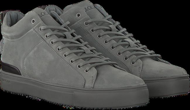 Grijze BLACKSTONE Hoge sneaker SG19  - large