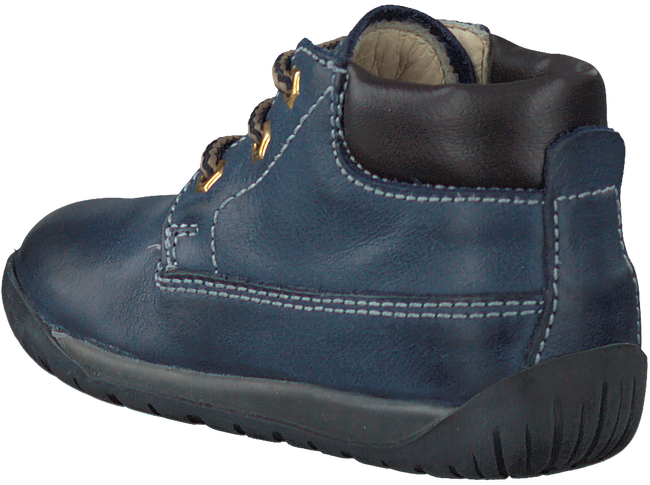 Blauwe FALCOTTO Veterschoenen 1412  - large