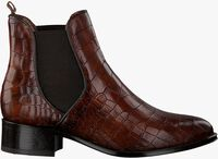 Cognac VERTON Chelsea boots 567-010  - medium