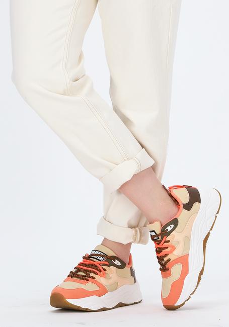 Roze SCOTCH & SODA Lage sneakers CELEST - large