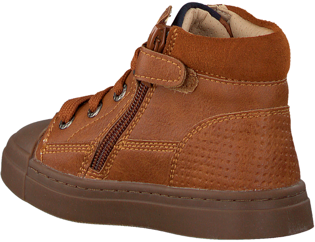 Cognac SHOESME Veterschoenen SH9W030  - large