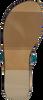 Bruine HOT LAVA Sandalen SM1701.37  - small
