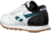 Witte REEBOK Lage sneakers CLASSIC LEATHER KIDS - small