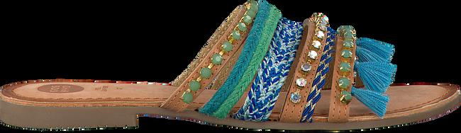 Blauwe GIOSEPPO Slippers CHITAE  - large