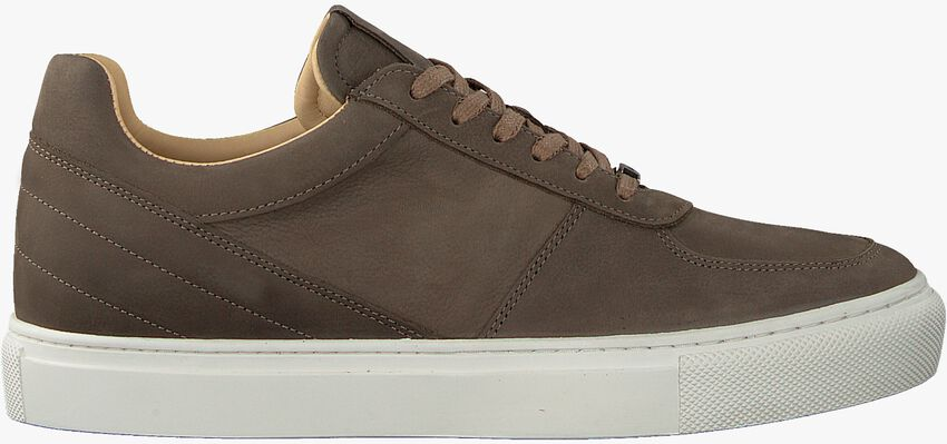 Taupe MAZZELTOV Lage sneakers 20-9338B  - larger