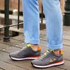Grijze SUN68 Sneakers RUNNING ADULT  - small