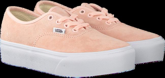 Roze VANS Sneakers AUTHENTIC PLATFORM WMN - large