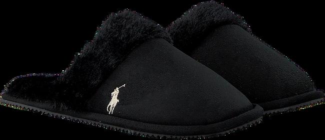 Zwarte POLO RALPH LAUREN Pantoffels SUMMIT SCUFF II  - large