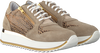 Beige RED-RAG Lage sneakers 76762  - small