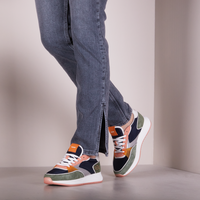 Multi THE HOFF BRAND Lage sneakers BROOKLYN  - medium