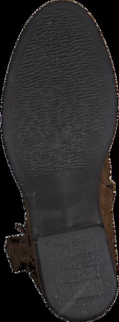 Bruine GIGA Enkellaarsjes G3103  - large