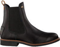 Zwarte PANAMA JACK Chelsea boots GILLIAN IGLOO TRAVELLING B1  - medium