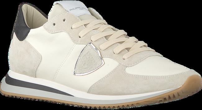 Beige PHILIPPE MODEL Lage sneakers TRXP L D  - large
