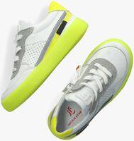 Witte JOCHIE & FREAKS Lage sneakers JF-21410  - medium