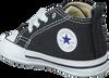 Zwarte CONVERSE Babyschoenen FIRST STAR  - small