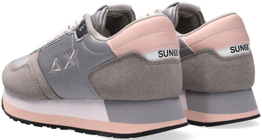 Grijze SUN68 Lage sneakers KATE SHINE  - larger