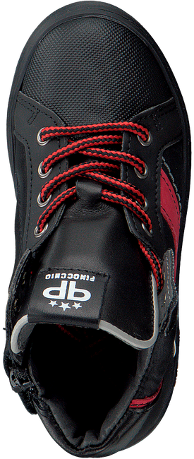 Zwarte PINOCCHIO Sneakers P1186  - large