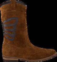 Bruine CLIC! Lange laarzen 9834  - medium