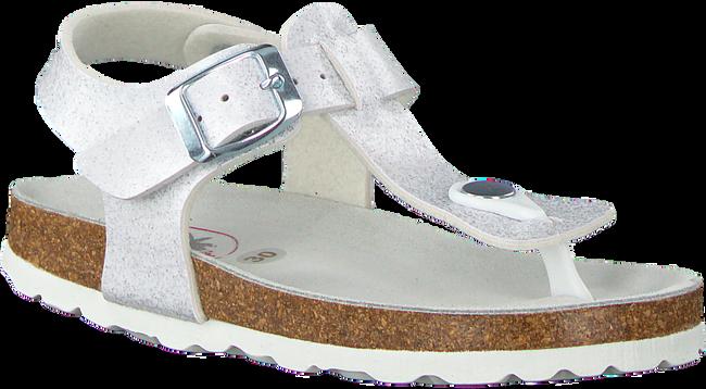 Witte BRAQEEZ Sandalen 418021 - large