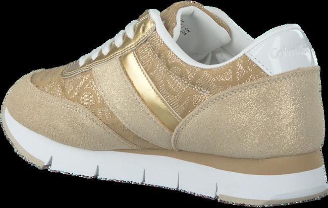 Gouden CALVIN KLEIN Sneakers TEA - large