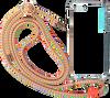 Multi KASCHA-C Telefoonkoord PHONECORD IPHONE 7+/8+  - small