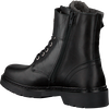 Zwarte BULLBOXER Veterboots AHC517 - small
