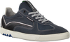 Blauwe FLORIS VAN BOMMEL Sneakers 16342  - small