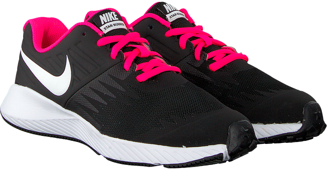 Zwarte NIKE Sneakers NIKE STAR RUNNER (GS) - large