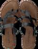 Zwarte LAZAMANI Slippers 75.608  - small