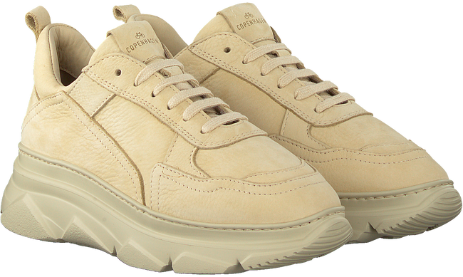 Beige COPENHAGEN FOOTWEAR Lage sneakers CPH40  - large