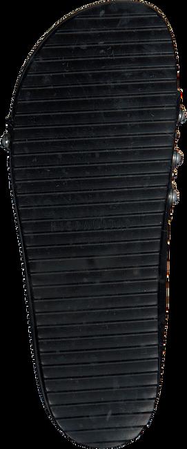 Zwarte HISPANITAS Slippers SANTORI - large