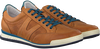 Cognac VAN LIER Sneakers 7452  - small