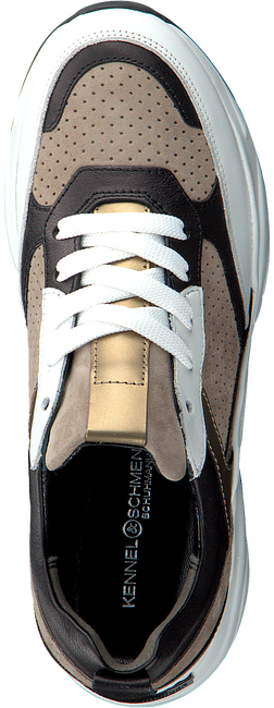 Taupe KENNEL & SCHMENGER Sneakers 19640  - large