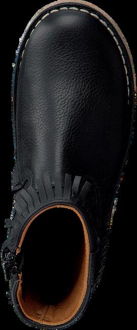 Zwarte KOEL4KIDS Enkellaarsjes KO122  - large