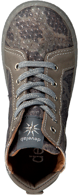 Taupe DEVELAB Sneakers 41416  - large