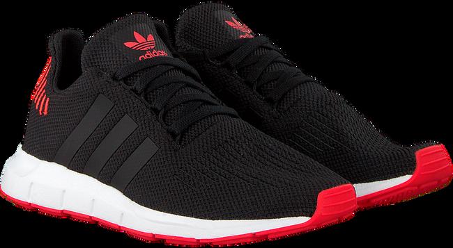 Zwarte ADIDAS Sneakers SWIFT RUN J - large