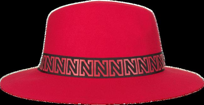 Rode NIKKIE Hoed N LOGO  HAT  - large