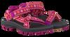 Roze TEVA Sandalen HURRICANE 2 1003692/707/6294  - small