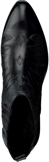 Zwarte VERTON Enkellaarsjes SARTO200  - large