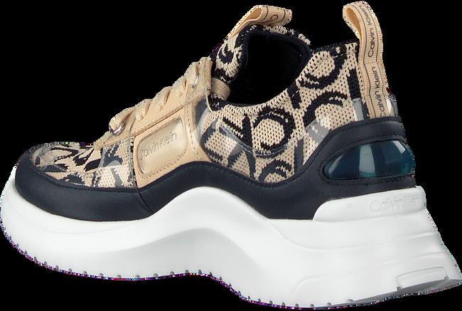 Beige CALVIN KLEIN Lage sneakers ULTRA  - large