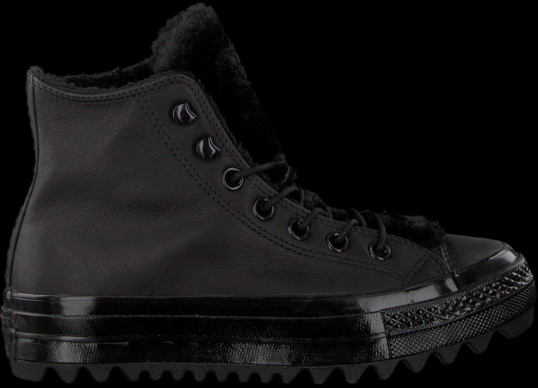 06921941940 Zwarte CONVERSE Sneakers CHUCK TAYLOR ALL STAR LIFT RIP - large. Next