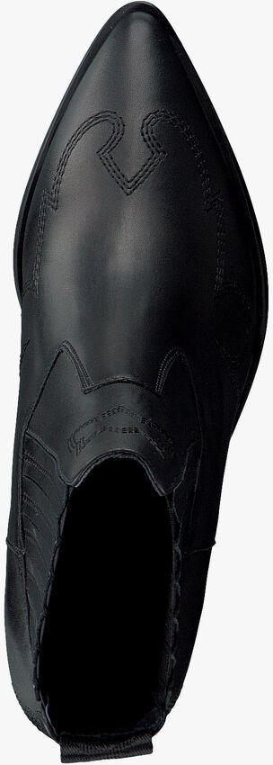 Zwarte NUBIKK Enkellaarsjes ROMEE CURA  - larger