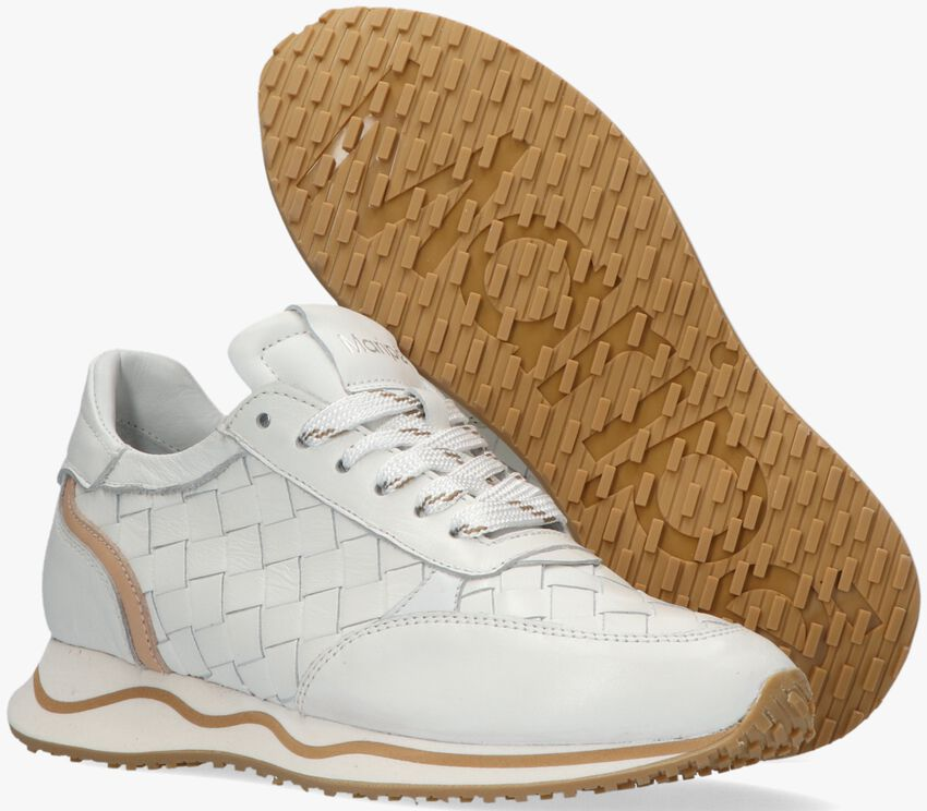 Witte MARIPE Lage sneakers CANDICE  - larger