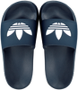 Blauwe ADIDAS Badslippers ADILETTE LITE J  - small