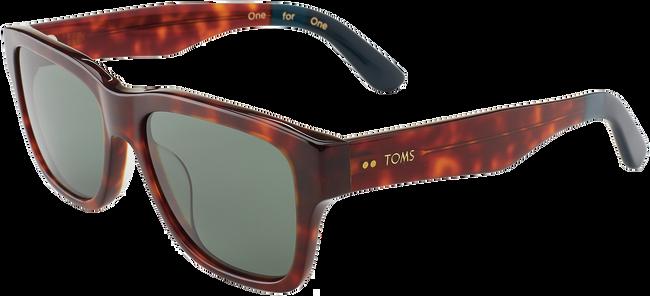Bruine TOMS Zonnebril SUN CULVER - large