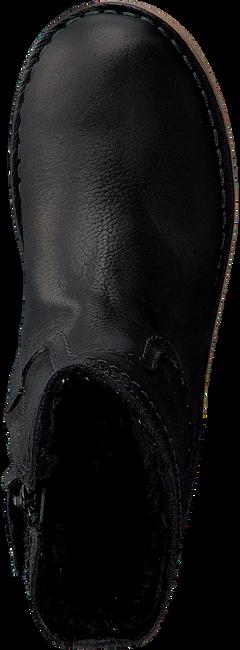 Zwarte GIGA Lange laarzen 8509  - large