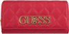 Rode GUESS Portemonnee SWEET CANDY SLG  - small