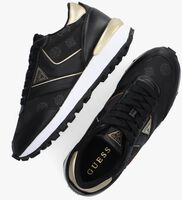 Zwarte GUESS Lage sneakers SAMSIN4  - medium