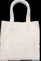 Witte TED BAKER Shopper CROCCON  - medium